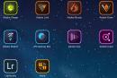 不让灵感逃跑,新版 Adobe Mobile App 动手玩