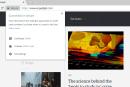 未来浏览 HTTP 协定的网页时 Chrome 将显示「不安全」的警告