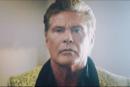 Watch David Hasselhoff in an AI-scripted short film