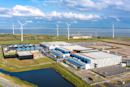 Google uses wind and solar to offset all of its operational energy use