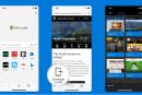 iOS 版的微软 Edge 浏览器也开始测试图像搜索工具了
