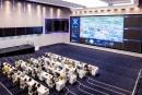 这就是亿航为 184 载人自动飞行器准备的指挥中心