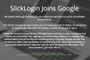 Google buys SlickLogin, looks to swap passwords for inaudible sound waves