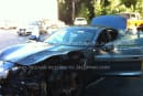 Fisker Karma owner returns from grocery run to find hybrid EV on fire