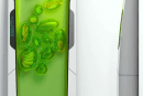 Electrolux Bio Robot Refrigerator: because you want to store your food in ectoplasm