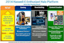 Intel leak reveals 8-core Haswell-E series desktop CPU for late 2014