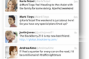 Twitter for BlackBerry 10 updated: revamped UI, multiple account access and more