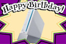 Happy second birthday to the Nintendo Wii