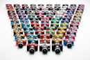 Pentax offers 100 different custom color options for its Q10 mirrorless camera