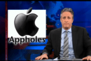 Found Footage: Jon Stewart scolds Apple over the Gizmodo stolen iPhone fracas