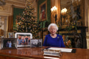 The Queen's Christmas message will be available on Alexa for the first time