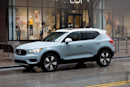 Volvo's new cars now top out at 112MPH to limit speeding accidents