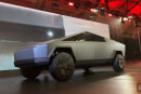 Tesla's Cybertruck won't get smaller any time soon