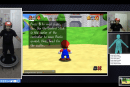 A Kinect mod for 'Super Mario 64' provides a fun pandemic workout