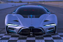 Hyperion's hydrogen-electric XP-1 supercar is capable of 220 MPH