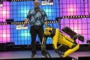 Boston Dynamics' robot dog takes an 'evening stroll' in Canada