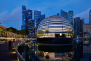 Apple's 'floating' store in Singapore will open on September 10th