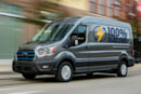 Ford's E-Transit is a more affordable electric delivery van