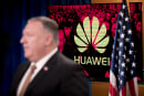 Huawei urges UK to reverse ban following US election