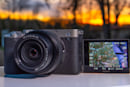 Sony A7C review: Smart, small and clumsy
