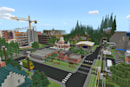 Microsoft's sustainability report is a lot more interesting as a 'Minecraft' map