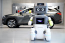 Hyundai rolls out adorable customer service robot for its showrooms
