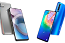 The TCL 20 5G vs. the Motorola One 5G Ace and the Pixel 4a 5G