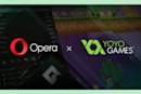 Opera now has a game engine to go with its gamer-focused browser