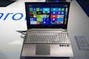 Hands-on with the new Samsung Series 7 Chronos at CES (video)