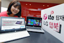 LG launches LTE-equipped Tab-Book Ultra and U460 laptop in Korea