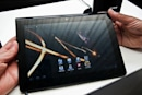 Sony's S1 and S2 tablets pose for the cameras again, show off more angles (video)