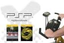 Trixter exercise bike gets a PSP add-on kit