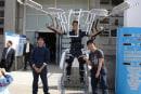 Skeletonics exoskeleton stars in thrilling demonstration video