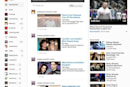 Redesigned YouTube rolling out to some users, reflects the influence of Google+