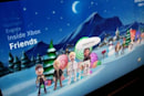 Gold Live members: Free premium Winter Holiday theme