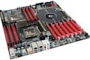 EVGA Classified SR-2 fits two Xeon CPUs for 24 threads, exemplifies overkill