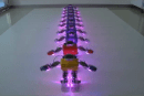 Robots perform synchronized interpretive dance for the holidays, fill us with cheer