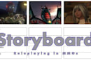 Storyboard: Profession discussion - the Spy