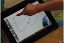 Art of the iPad brings out the creativity of toddlers and tots