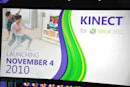 Microsoft Kinect for Xbox 360 launches on November 4