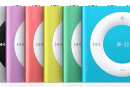 Conspicuously absent from Apple's media event -- new iPods