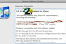 iOS 4.0.2 for iPhone/iPod touch, iOS 3.2.2 updates available now