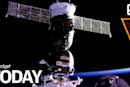 Russians say ISS air leak could be a result of sabotage