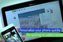 Nokia experiments with Drop, elegantly shuttles photos and web links to mobiles (video)