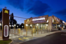 McDonald's to start accepting contactless Visa payments in all UK restaurants by this summer