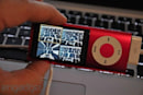 iPod nano unboxed, camera gets tested against the mean streets of Manhattan