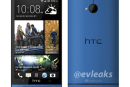 HTC One gets shown off in blue, could land later this year