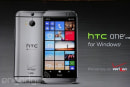 HTC's One M8 now available with Windows Phone, but only on Verizon