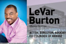 Live from Expand: LeVar Burton