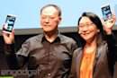 HTC CEO Peter Chou steps down to focus on innovation lab